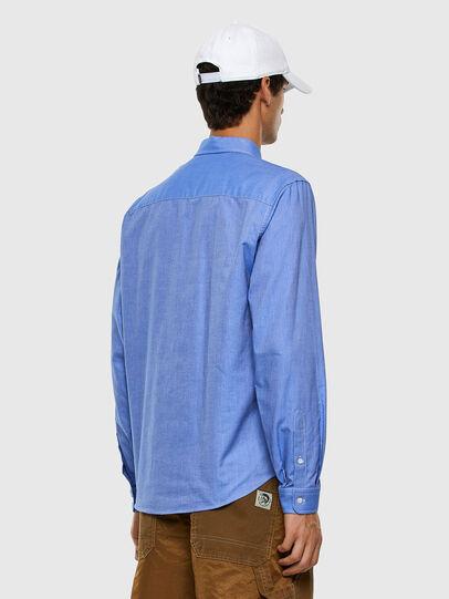 Diesel - S-JAMES, Blau - Hemden - Image 5