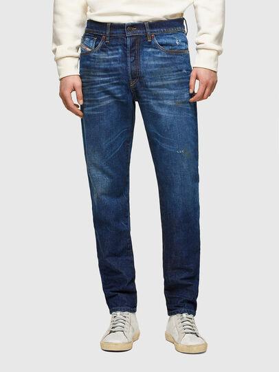 Diesel - D-Fining 009NG, Dunkelblau - Jeans - Image 1