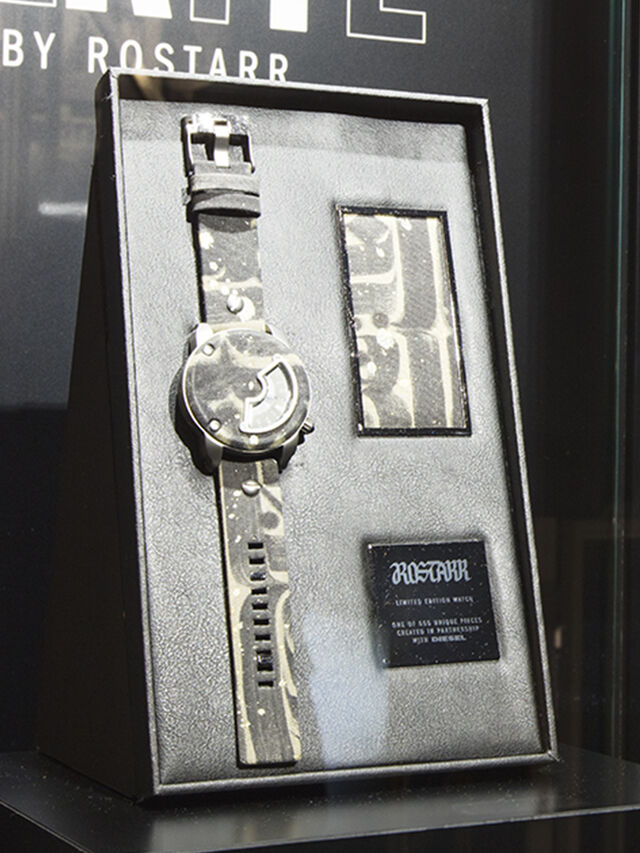 Diesel DZ7386, Jeansblau - Uhren - Image 5