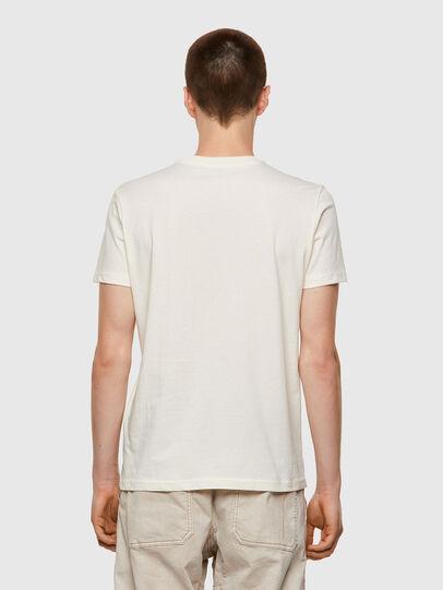 Diesel - T-DIEGOS-B6, Weiß - T-Shirts - Image 2