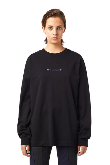 Green Label T-Shirt mit Tarot-Print