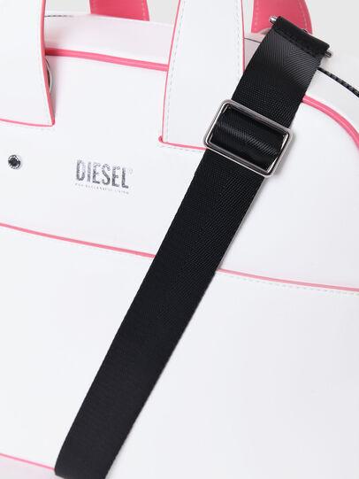 Diesel - WEEKIE, Weiss/Rosa - Taschen - Image 5