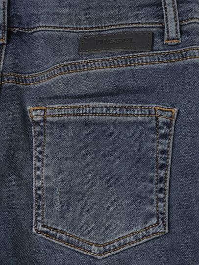 Diesel - D-STRUKT-J JOGGJEANS, Mittelblau - Jeans - Image 4