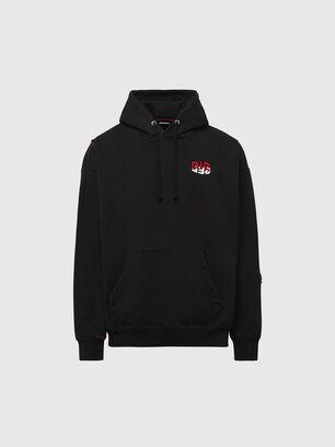 S-UMMER-N71, Schwarz - Sweatshirts