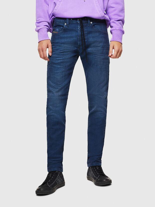 Thommer JoggJeans 0098H, Mittelblau - Jeans