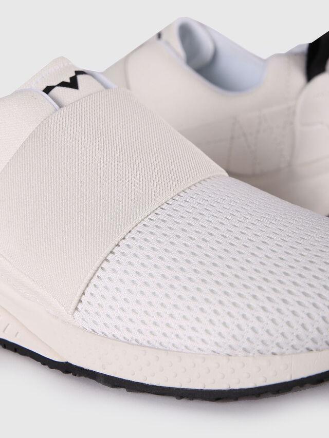 Diesel - S-KB ELASTIC, Weiß - Sneakers - Image 4