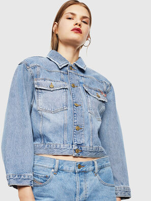 DE-CATY, Hellblau - Denim jacken