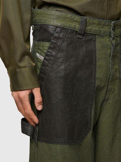 Diesel - D-Multy 0IDAQ, Grün - Jeans - Image 5