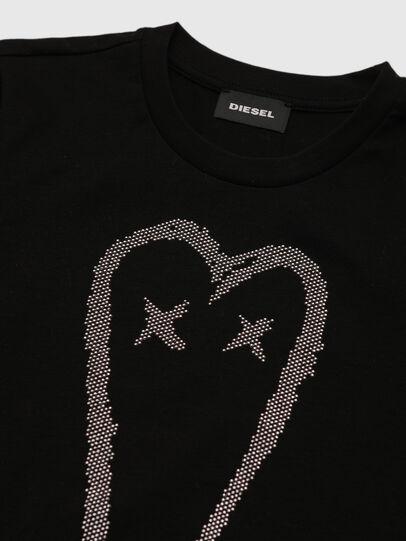 Diesel - TSILYHEART, Schwarz - T-Shirts und Tops - Image 3