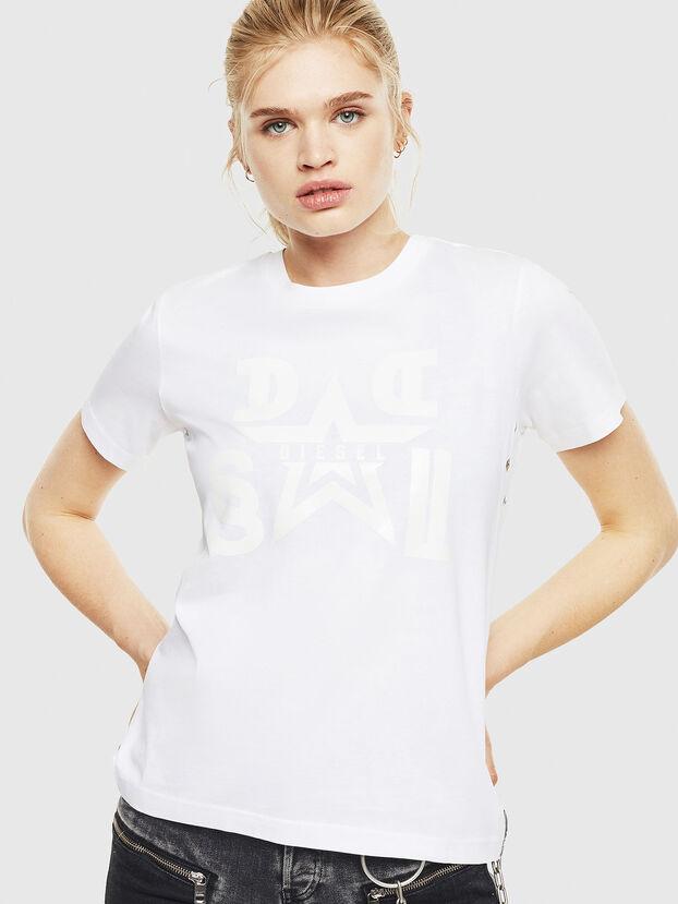 T-SILY-WMA, Weiß - T-Shirts