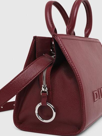 Diesel - PIRITE, Bordeauxrot - Satchel Bags und Handtaschen - Image 5