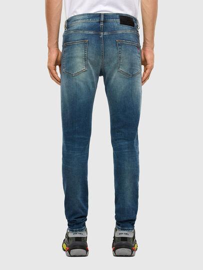Diesel - D-Strukt 009IT, Mittelblau - Jeans - Image 2
