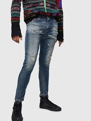 D-Vider JoggJeans 0890A, Hellblau - Jeans