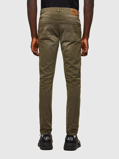 Diesel - D-Strukt JoggJeans® 0670M, Armeegrün - Jeans - Image 2