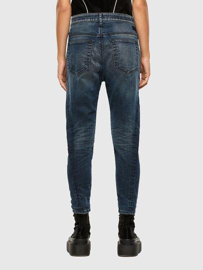 Diesel - Fayza JoggJeans 069PD, Dunkelblau - Jeans - Image 2