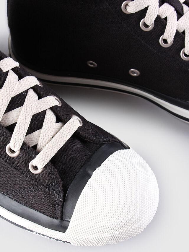 Diesel EXPOSURE W, Schwarz/Weiß - Sneakers - Image 4