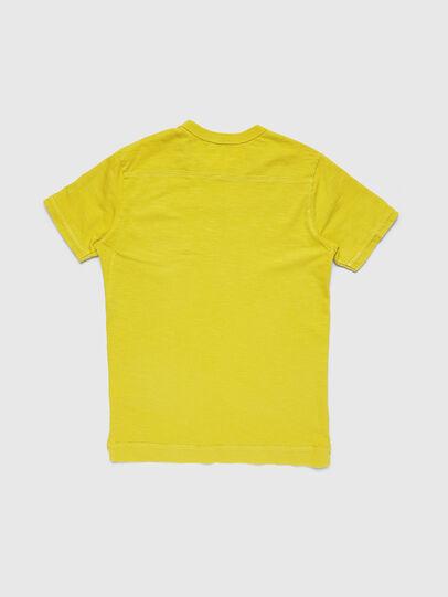Diesel - TDIEGOCUTA, Gelb - T-Shirts und Tops - Image 2