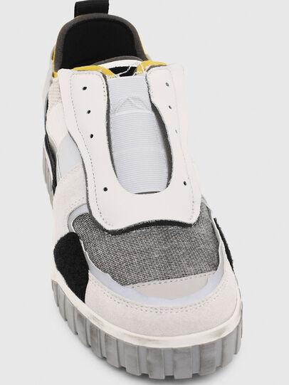 Diesel - S-RUA LOW DEC, Weiß - Sneakers - Image 6