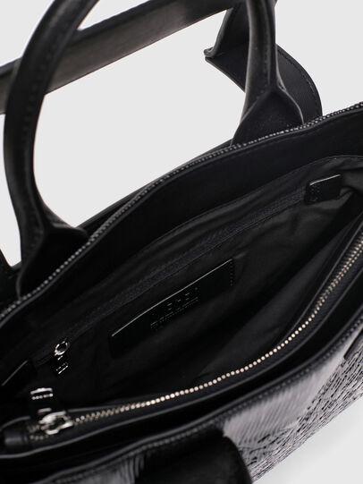 Diesel - KERRIE, Schwarz - Satchel Bags und Handtaschen - Image 4