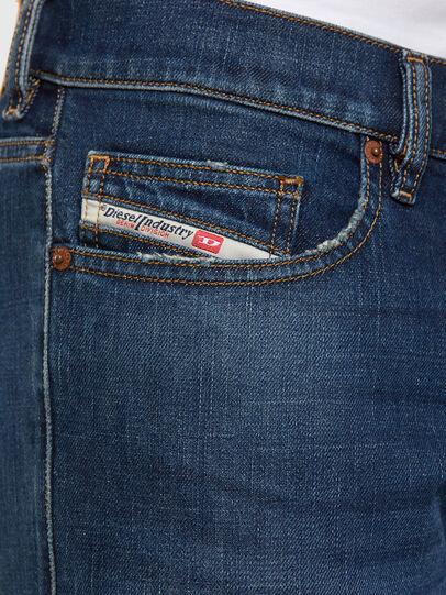 Diesel - D-Luster 009EL, Dunkelblau - Jeans - Image 4