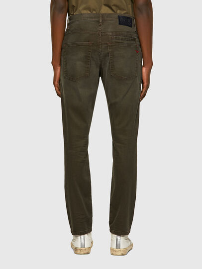 Diesel - D-Fining-Chino 0699P, Armeegrün - Jeans - Image 2