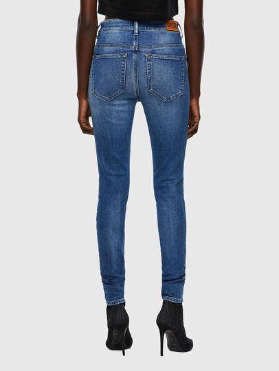 Diesel - Slandy High 009QS, Hellblau - Jeans - Image 2