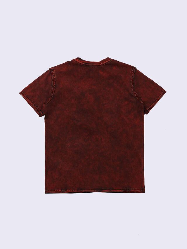 Diesel - TIFFOR, Bordeauxrot - T-Shirts und Tops - Image 2