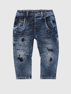 FAYZA-B-N JOGGJEANS, Mittelblau - Jeans