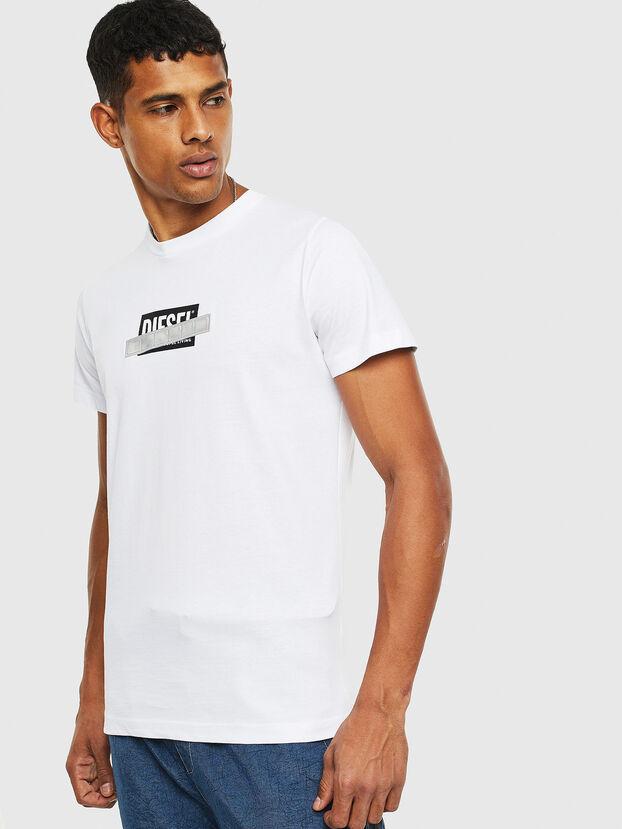 T-DIEGO-S7, Weiß - T-Shirts