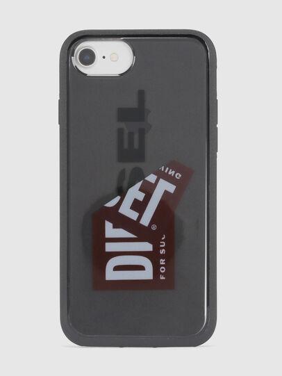 Diesel - STICKER IPHONE 8 PLUS/7 PLUS/6s PLUS/6 PLUS CASE, Schwarz - Schutzhüllen - Image 2