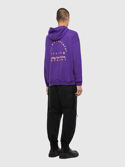 Diesel - S-UMMERZI, Violett - Sweatshirts - Image 5