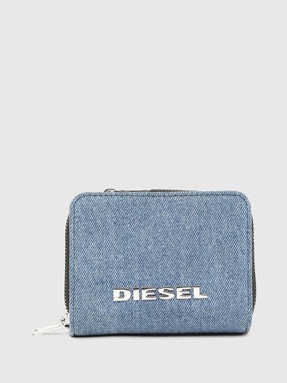 Diesel - OFRIDE, Jeansblau - Kleine Portemonnaies - Image 1