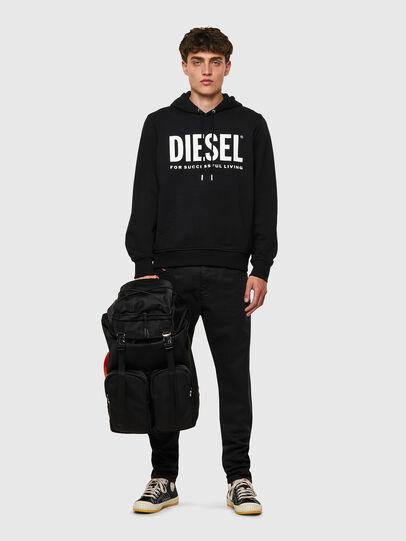 Diesel - THAI, Schwarz - Rucksäcke - Image 7