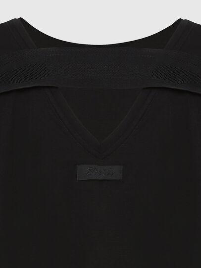 Diesel - T-RYLY, Schwarz - T-Shirts - Image 3