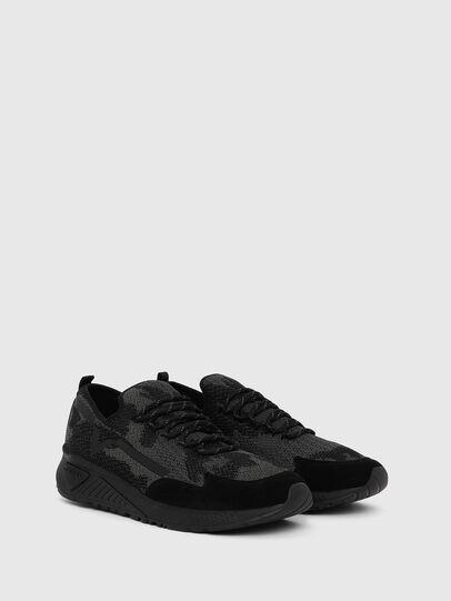 Diesel - S-KBY, Schwarz - Sneakers - Image 2