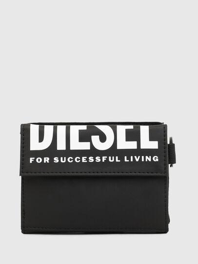 Diesel - YOSHI II, Schwarz - Kleine Portemonnaies - Image 1