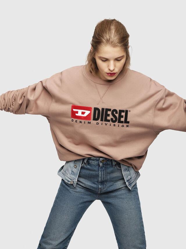 Diesel - F-ARAP, Gesichtspuder - Sweatshirts - Image 3