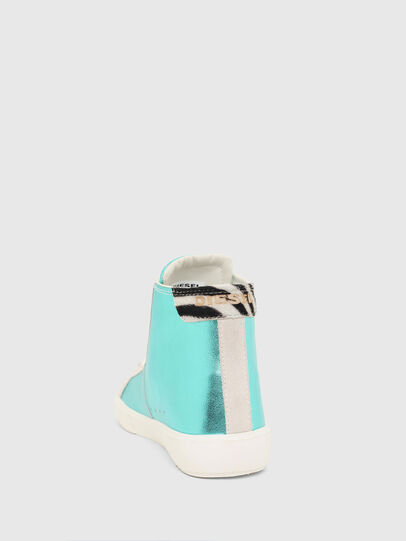 Diesel - S-MYDORI MC W, Azurblau - Sneakers - Image 4