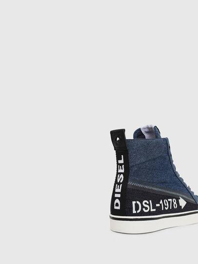 Diesel - S-DVELOWS MID, Jeansblau - Sneakers - Image 4