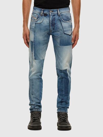 Diesel - D-Strukt 009HZ, Hellblau - Jeans - Image 1