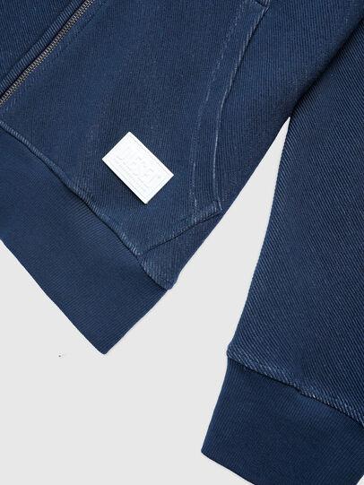 Diesel - UMLT-BRANDON-Z-DN, Blau - Sweatshirts - Image 4