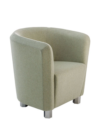 Diesel - DECOFUTURA - SMALL ARMCHAIR, Multicolor  - Furniture - Image 1