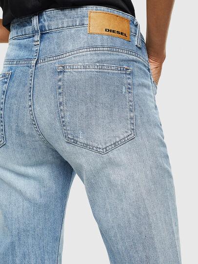 Diesel - D-Rifty 0095V, Hellblau - Jeans - Image 3
