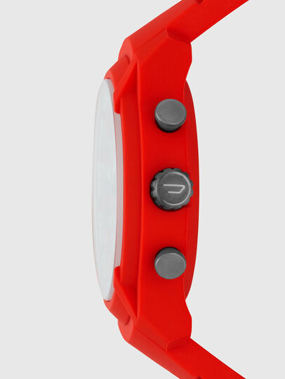 Diesel - DT1016, Rot - Smartwatches - Image 4