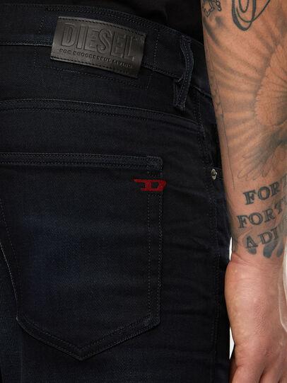 Diesel - D-Vider 084AY, Dunkelblau - Jeans - Image 4