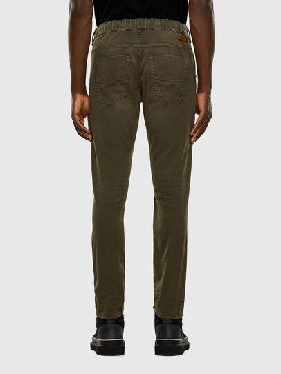 Diesel - KROOLEY JoggJeans® 0670M, Dunkelgrün - Jeans - Image 2