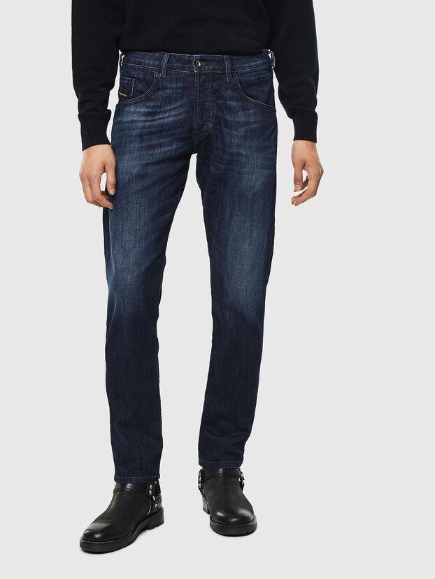 D-Bazer 0095W, Dunkelblau - Jeans