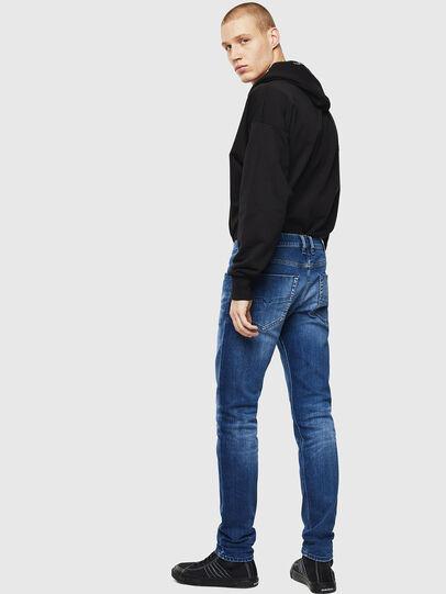 Diesel - Tepphar 0097Y, Mittelblau - Jeans - Image 5