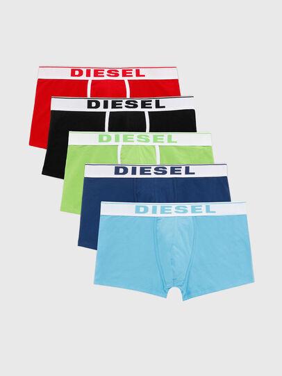 Diesel - UMBX-DAMIENFIVEPACK, Bunt - Boxershorts - Image 4
