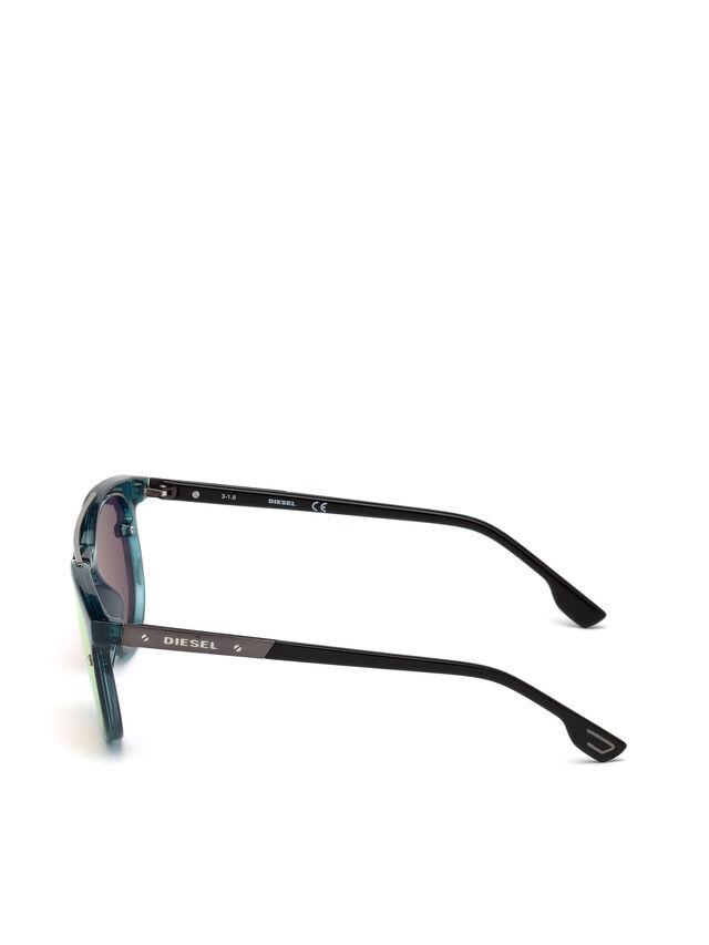 Diesel - DL0216, Blau/Orange - Sonnenbrille - Image 3
